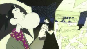 ラーメン屋での私と樋口先輩