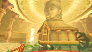 スカイウォードソードのゲーム画像・古の大石窟