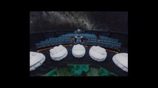 プラネタリウムのシート