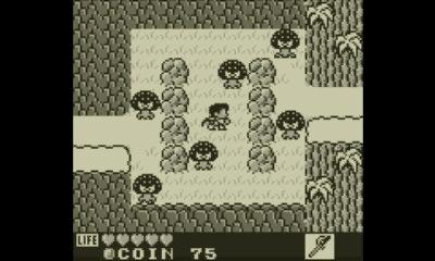 カエルの為に鐘は鳴るのゲーム画面その2