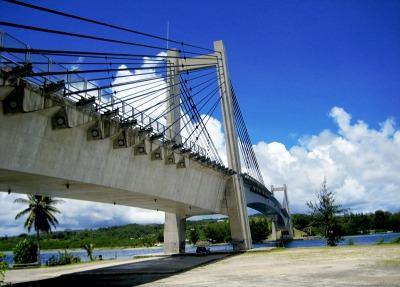 日本・パラオ友好の橋1