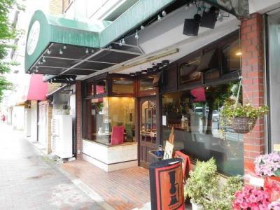 京都のカフェウッディタウン
