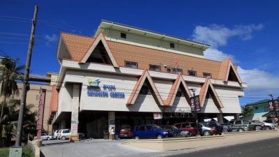 パラオのWCTCショッピングセンター