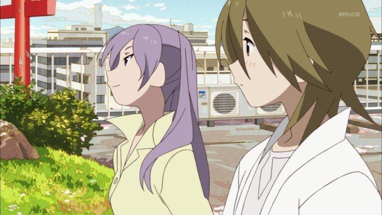 弁天と矢三郎の出会い