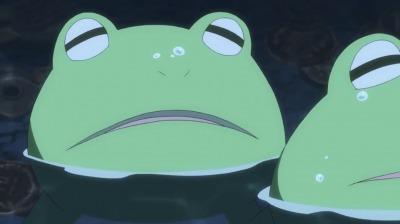 井戸の中の蛙の矢三郎と矢二郎