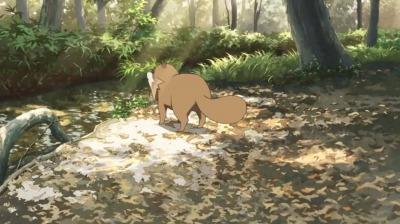 糺の森で白い息を吐く、総一郎最後の朝