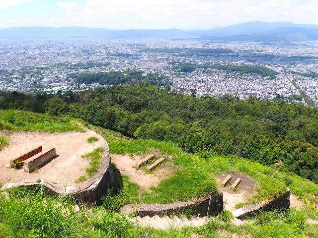 京都の如意ヶ岳