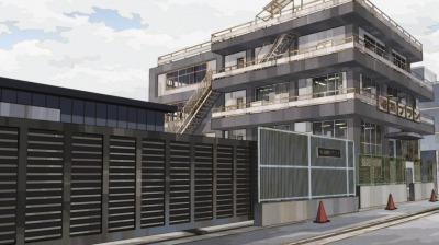 夷川発電所の裏の偽電気ブラン密造工場