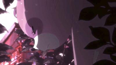 雷雨の中の総一郎の死の真相を語る海星