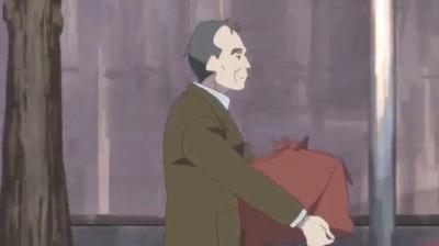 狸の檻を持つ淀川教授