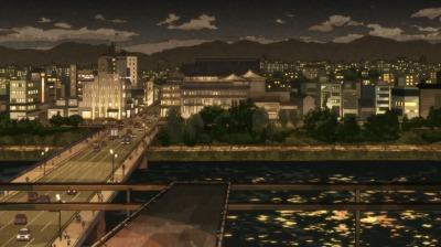 赤玉先生が決戦の地として選んだ京都の南座界隈