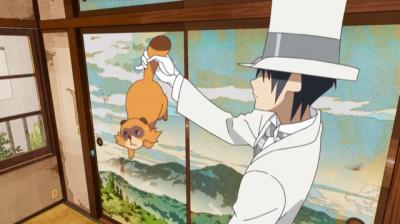 矢三郎の尻尾を掴む二代目
