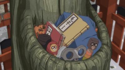 矢三郎が見つけた矢一郎の隠し穴