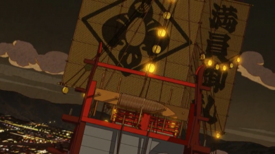 夷川家の豪華な納涼船