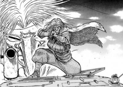 藤田和日郎作の邪眼は月輪に飛ぶの鵜平