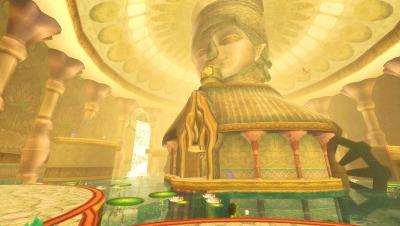 ゼルダの伝説スカイウォードソードのダンジョン古の大石窟