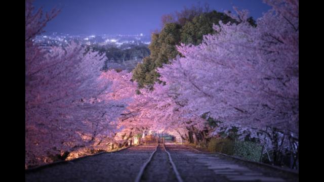 京都の蹴上インクライン