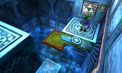 ゼルダの伝説時のオカリナの難易度が高いダンジョン・水の神殿