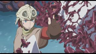 ジブリっぽいアニメ・亡念のザムド